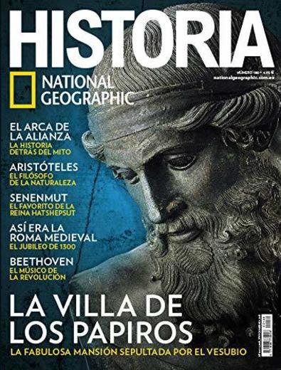 Historia National Geographic Nro