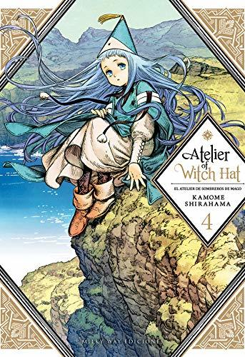 ATELIER OF WITCH HAT VOL.4