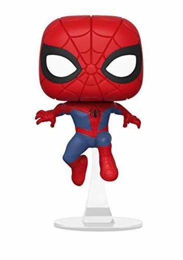Funko - Pop.Color Marvel Animated Color Spider-Man