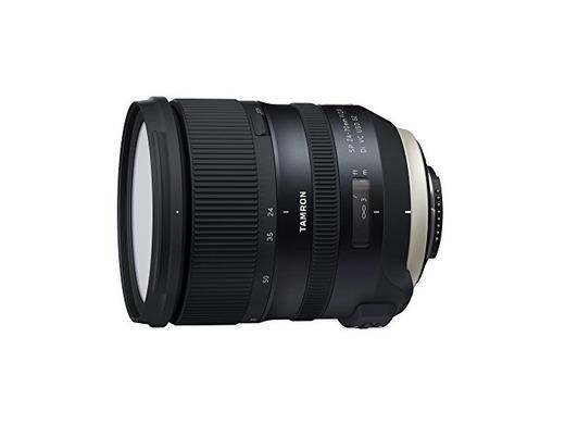 Tamron T81066 - Objetivo para cámara Nikon