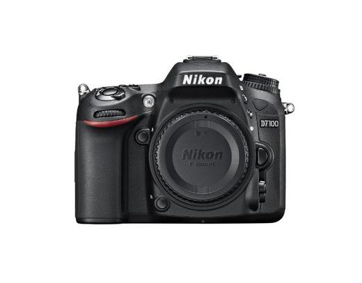 Nikon D7100 - Cámara réflex digital de 24.1 Mp