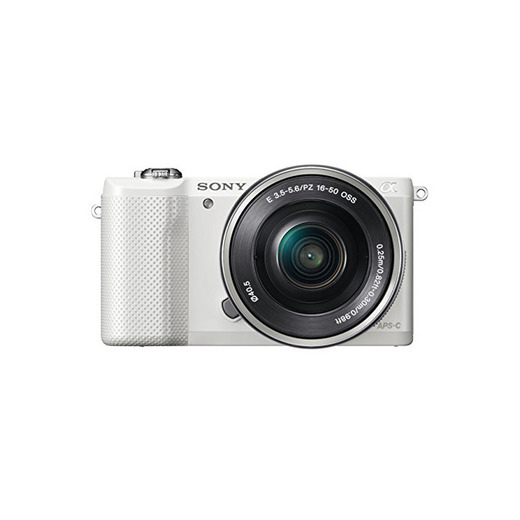 Sony Alpha-5000 - Cámara EVIL de 20.1 Mp