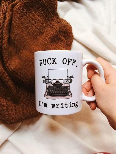 Taza escritores