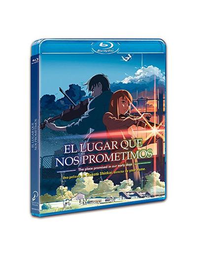 El Lugar Que Nos Prometimos Blu-Ray [Blu-ray]