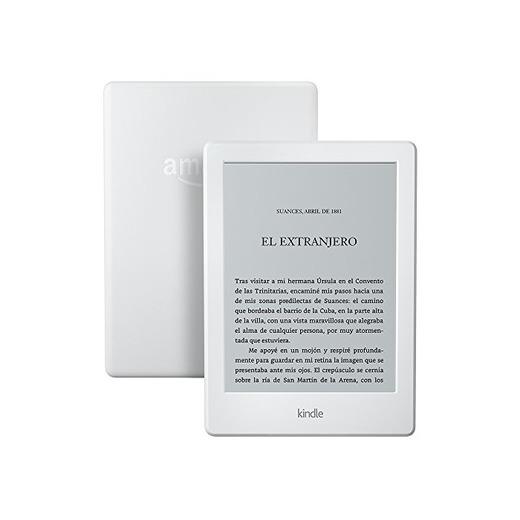 Kindle, pantalla táctil de 6''