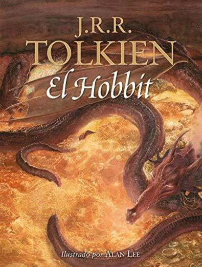 El Hobbit ilustrado: Ilustrado por Alan Lee: 1