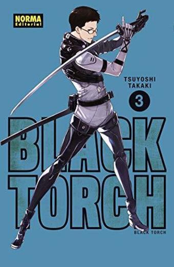 BLACK TORCH 3