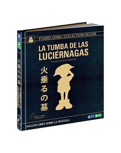 La Tumba De Las Luciérnagas Edición Digibook Deluxe