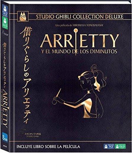 Arrietty Y El Mundo De Los Diminutos