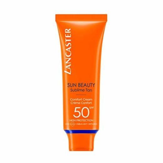 Lancaster Sun Beauty Comfort Touch Face Cream Spf50 50 ml