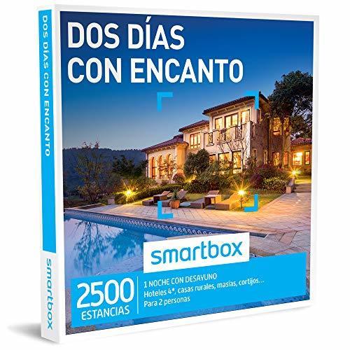 Smartbox - Caja Regalo -Dos DÍAS con Encanto - 1060 hoteles de