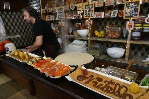 Creps Barcelona - Enrique Granados