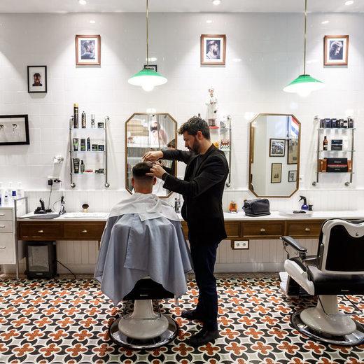 Luis & Tachi ABC Serrano - Mujer & Barber Shop