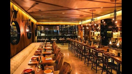 Restaurante Red Knife - Parrilla de Autor
