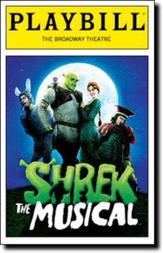 Shrek The Musical - Wikipedia