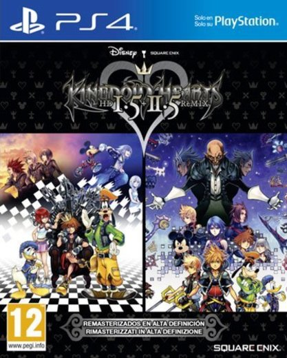 Kingdom Hearts HD 1.5