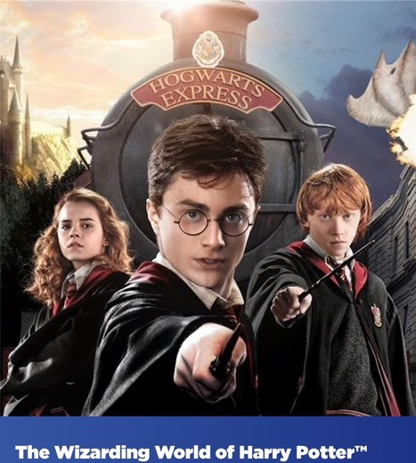 The Wizarding World of Harry Potter™   Universal studios Florida ...