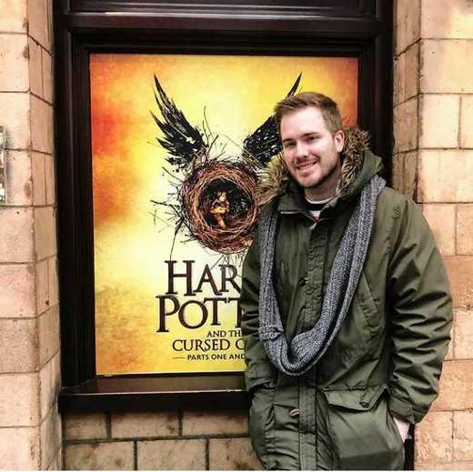 Obra de teatro Harry Potter And The Cursed Child