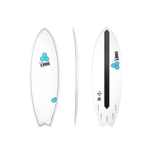 Tabla de Surf Channel Islands X Lite Pod Mod 6.2Blanco al Merrick