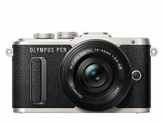 Olympus Pen E-PL8 - Cámara Evil de 16 MP