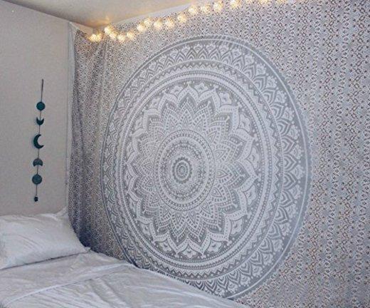 Original silver Ombre tapestries