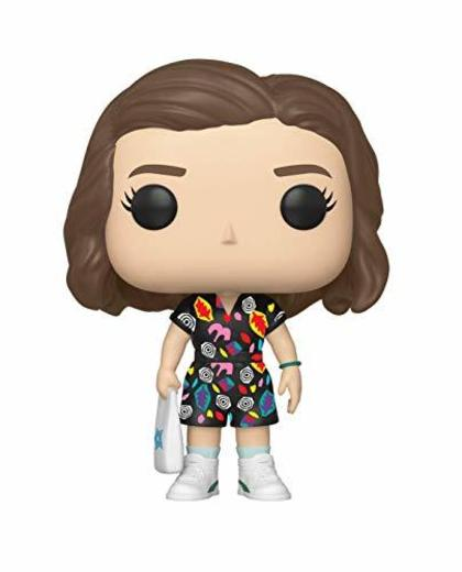 Funko- Pop Vinilo: Stranger Things: Eleven in Mall Outfit Figura Coleccionable,