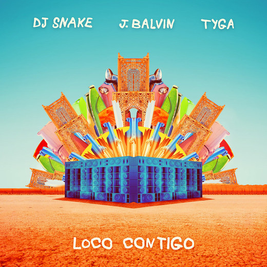 Loco Contigo (with J. Balvin & Tyga)