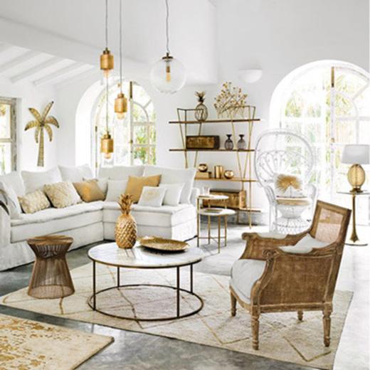 Maisons du Monde - Mueble, decoración, lámpara y sofá   Maisons ...
