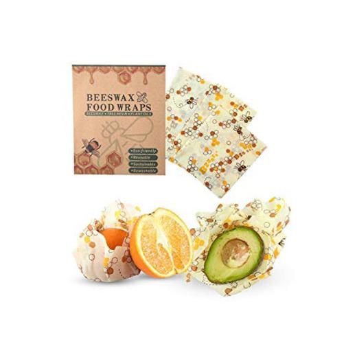 Papel para envolver comida sin usar plástico o aluminio ♻️