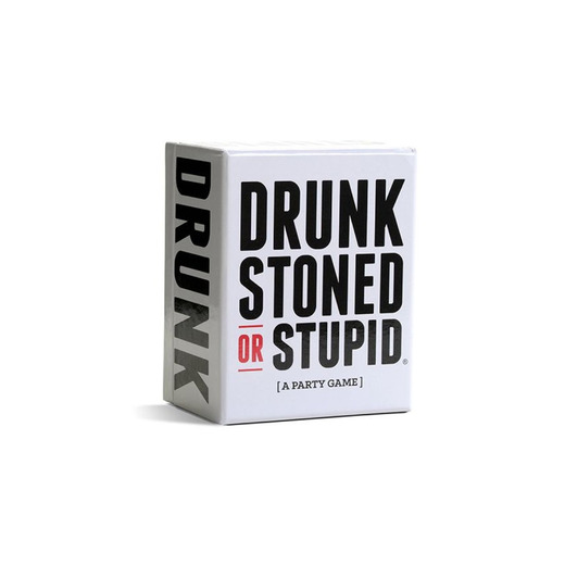 Juego DRUNK STONED OR STUPID
