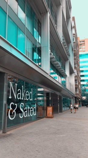 Naked and Sated