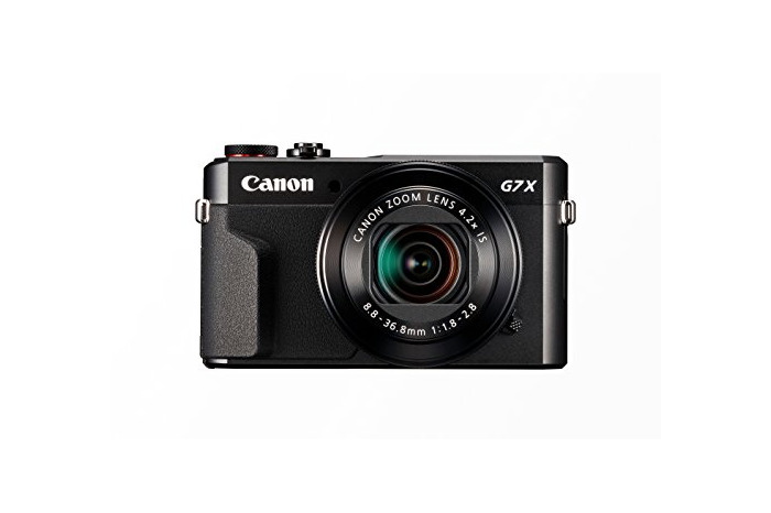 Canon PowerShot G7 X Mark II - Cámara digital compacta de 20.1