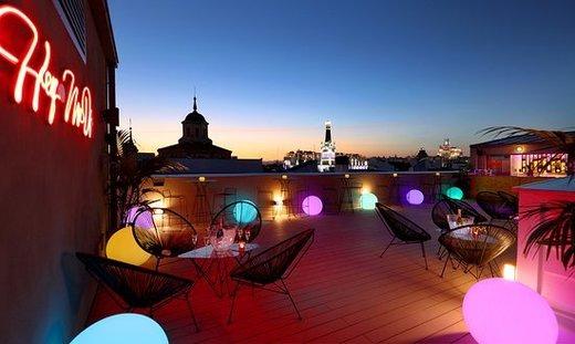 Ginkgo Restaurante & Sky Bar