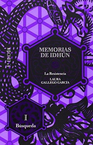 Memorias de Idhún. La Resistencia. Libro I