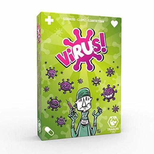 Tranjis Games TRG-01vir