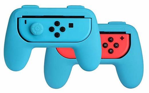 Kit de empuñaduras para mandos Joy-Con de Nintendo Switch