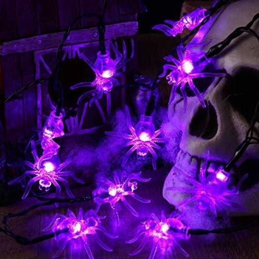 BrizLabs Halloween Cadena de Luces