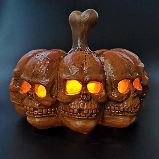 Calabaza de Halloween Luz LED de calabaza