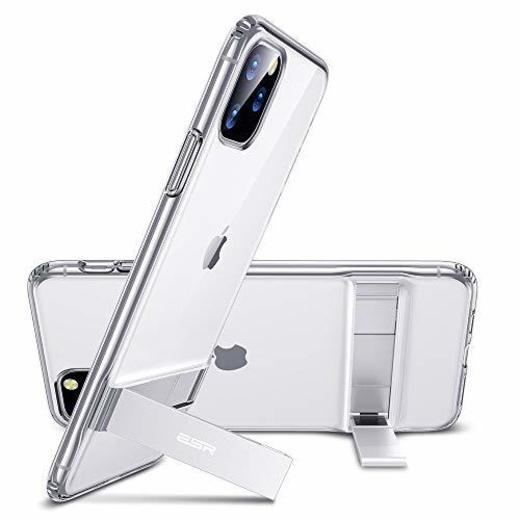 ESR Funda Metal Kickstand para iPhone 11 Pro MAX, Soporte Vertical y