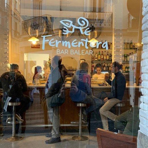 Bar Fermentera - Madrid