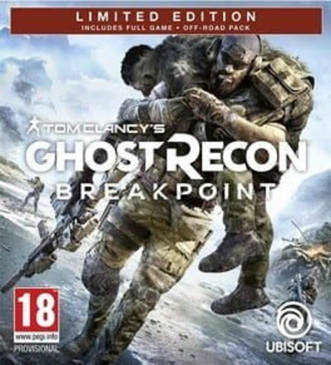 Tom Clancy's Ghost Recon: Breakpoint Limited Edition