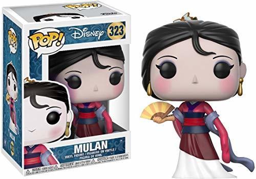 Mulan Disney Figura de Vinilo