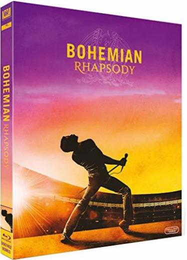 Bohemian Rhapsody Blu-Ray Digibook [Blu-ray]