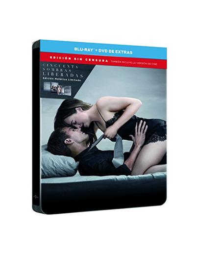 Cincuenta Sombras Liberadas [Blu-ray]