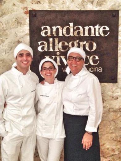 Restaurante Andante Allegro Vivace