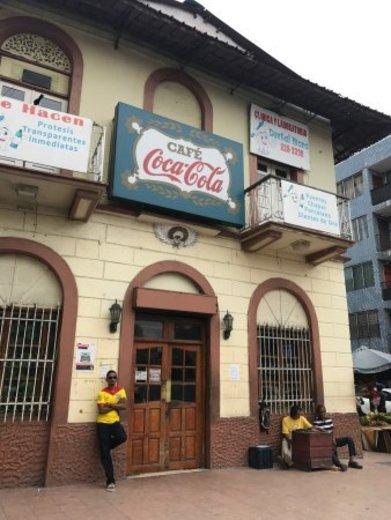 Café Coca Cola