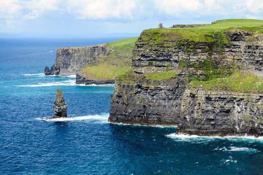 Excursión a los Acantilados de Moher y Galway desde Dublín