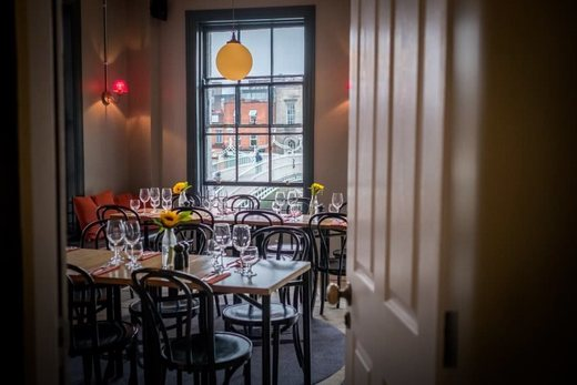 The Woollen Mills Eating House - About Us