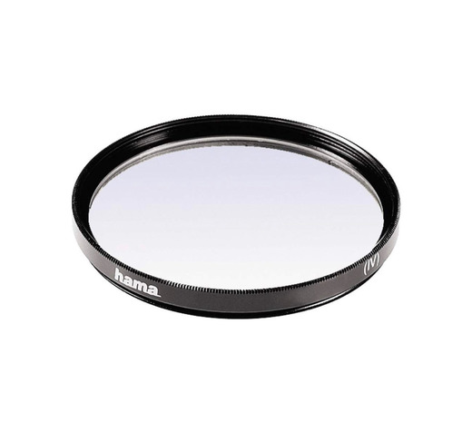 Filtro protector de lente 77mm